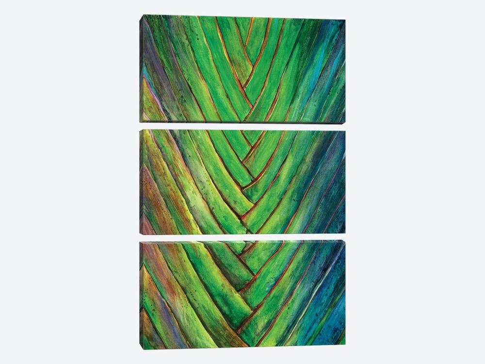 Tropical Crop I by Melissa Wang 3-piece Canvas Art