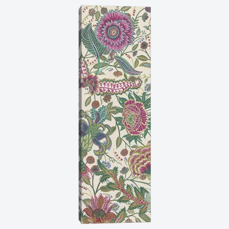 Tropical Chintz I Canvas Print #WNG344} by Melissa Wang Canvas Art