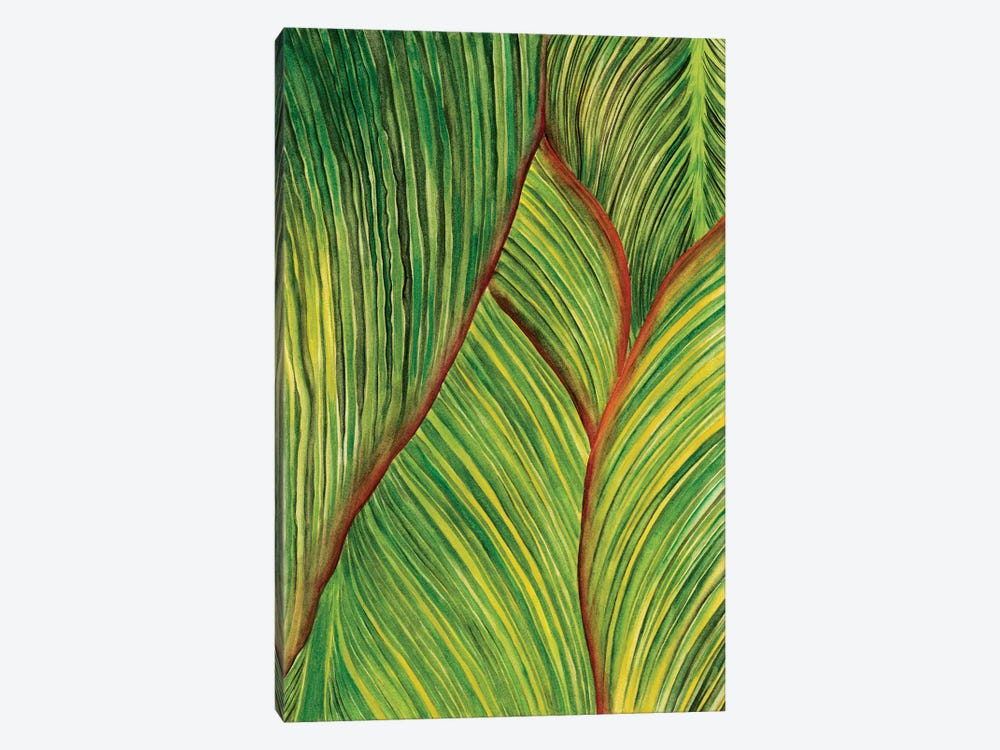 Tropical Crop II by Melissa Wang 1-piece Canvas Art Print