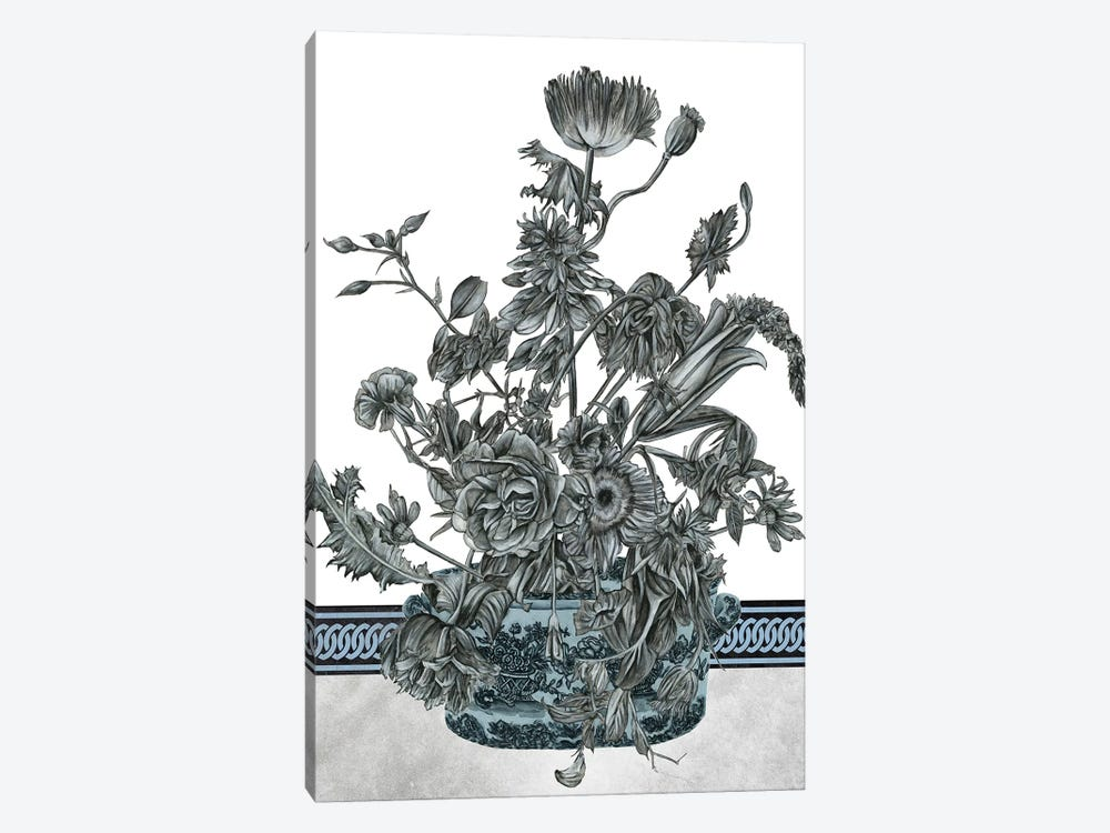 Bouquet In China I 1-piece Canvas Art