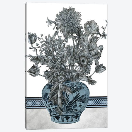 Bouquet In China II Canvas Print #WNG351} by Melissa Wang Canvas Wall Art