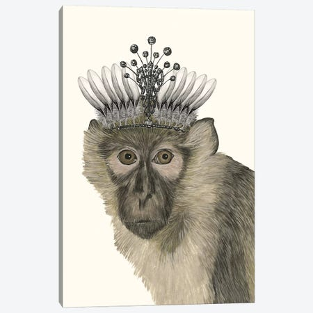 Majestic Monkey I Canvas Print #WNG368} by Melissa Wang Canvas Art Print