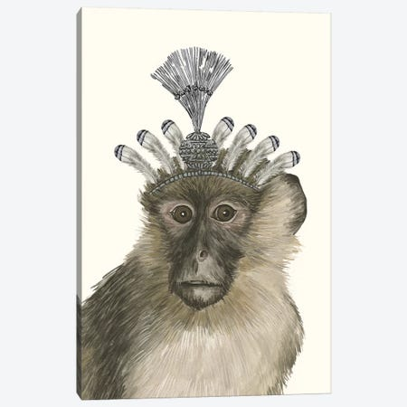 Majestic Monkey II Canvas Print #WNG369} by Melissa Wang Canvas Print