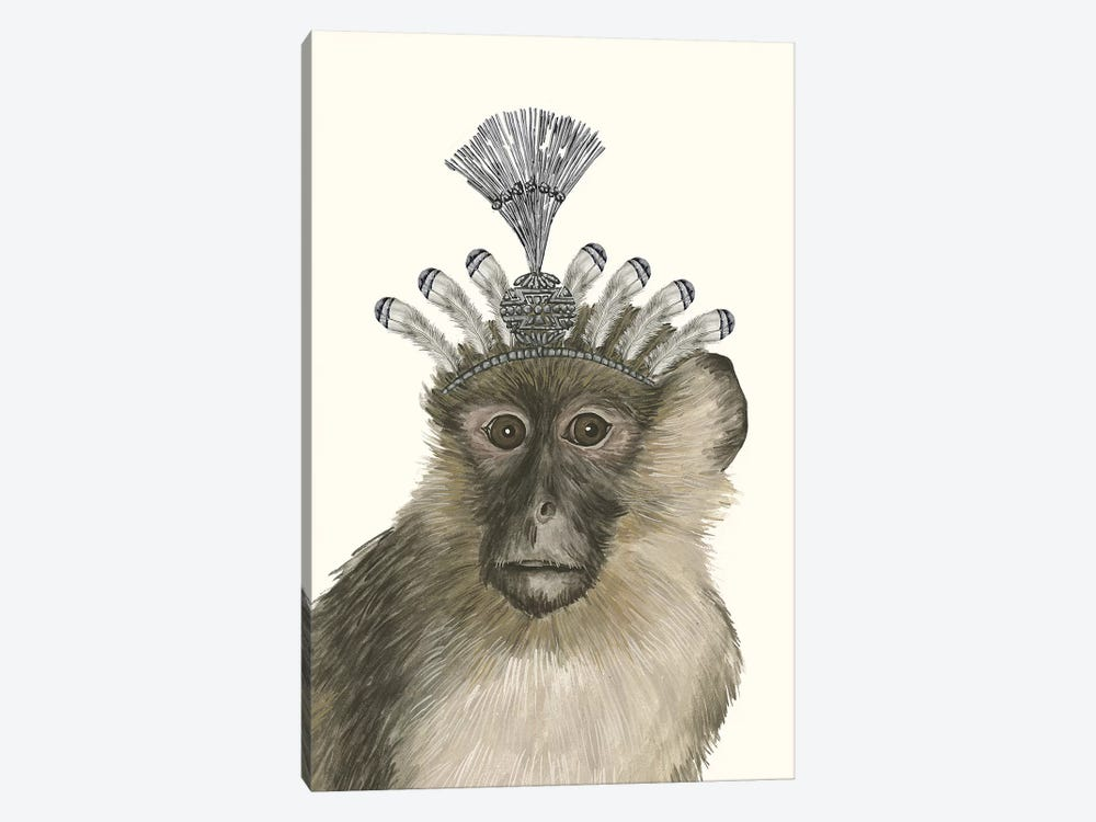 Majestic Monkey II by Melissa Wang 1-piece Canvas Artwork