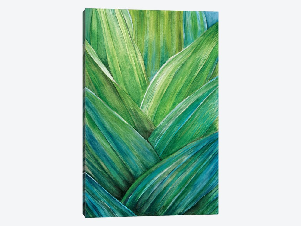 Tropical Crop IV by Melissa Wang 1-piece Canvas Print