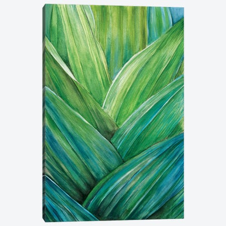 Tropical Crop IV Canvas Print #WNG36} by Melissa Wang Canvas Art Print