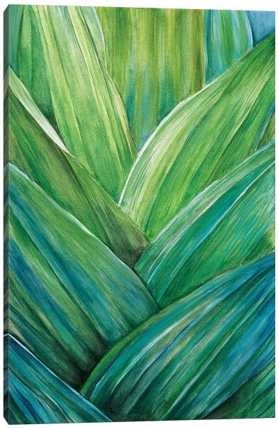 Tropical Crop IV Canvas Art Print