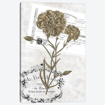 Petite Beaute II Canvas Print #WNG373} by Melissa Wang Canvas Wall Art