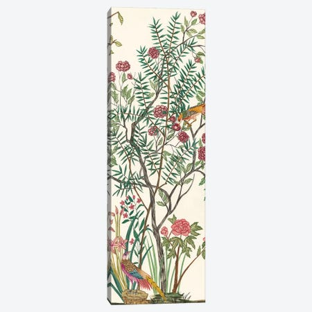 Traditional Chinoiserie III Canvas Print #WNG392} by Melissa Wang Canvas Artwork