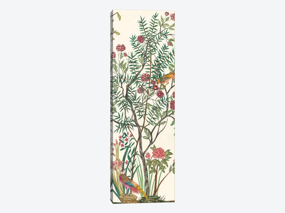 Traditional Chinoiserie III by Melissa Wang 1-piece Canvas Artwork