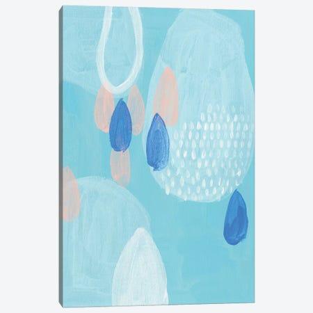 Azure II Canvas Print #WNG394} by Melissa Wang Canvas Print