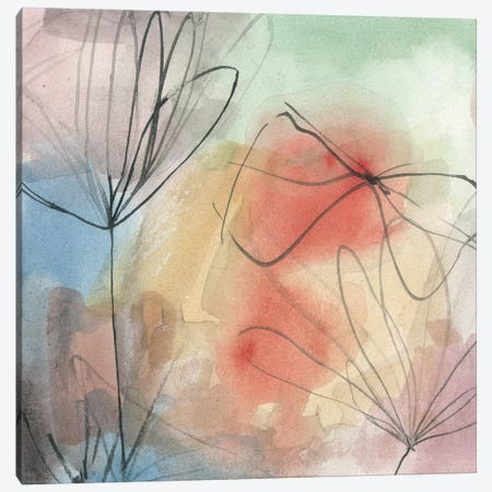 Pond Impression I Canvas Print #WNG434} by Melissa Wang Canvas Wall Art