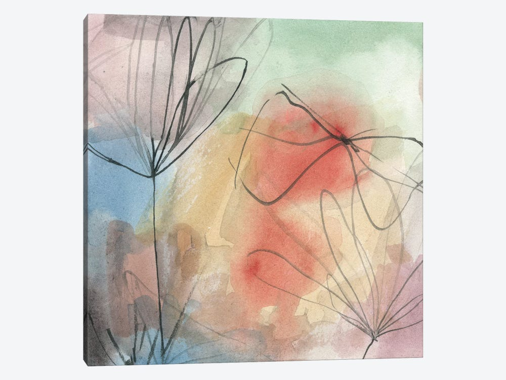 Pond Impression I by Melissa Wang 1-piece Art Print