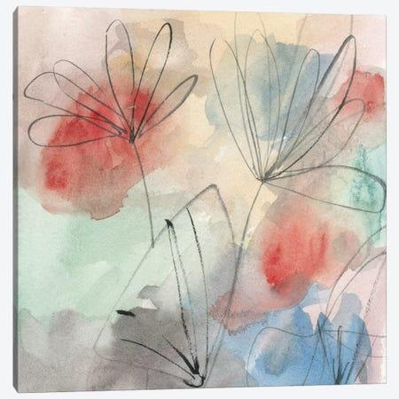 Pond Impression II Canvas Print #WNG435} by Melissa Wang Canvas Artwork