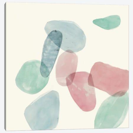 The Lightest Dreams I Canvas Print #WNG444} by Melissa Wang Art Print