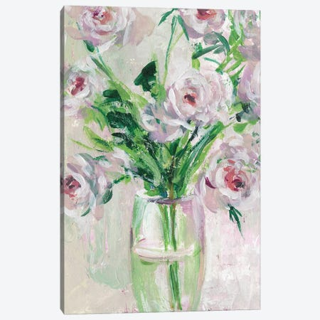 The Morning Dew II 3-Piece Canvas #WNG447} by Melissa Wang Canvas Art Print