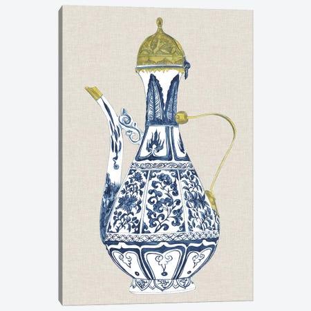 Antique Chinese Vase II Canvas Print #WNG470} by Melissa Wang Art Print