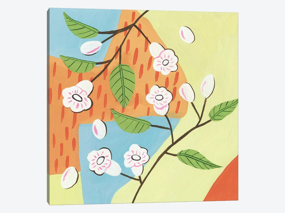Early Summer Memory I by Melissa Wang 1-piece Canvas Artwork