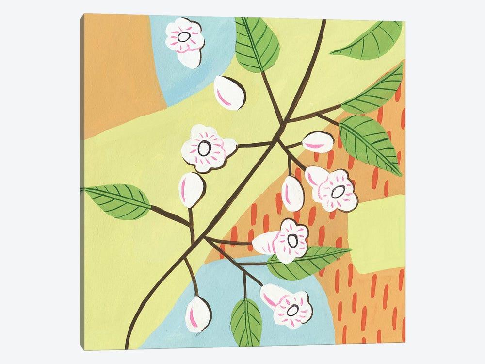 Early Summer Memory II by Melissa Wang 1-piece Canvas Art Print
