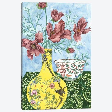Elegant Arrangement I Canvas Print #WNG488} by Melissa Wang Canvas Artwork