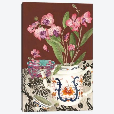 Elegant Arrangement II Canvas Print #WNG489} by Melissa Wang Canvas Wall Art