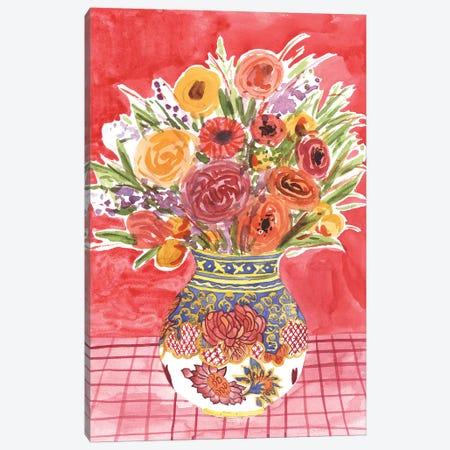 Morning Break I Canvas Print #WNG502} by Melissa Wang Art Print