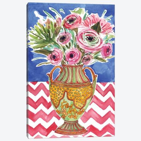 Morning Break II Canvas Print #WNG503} by Melissa Wang Art Print