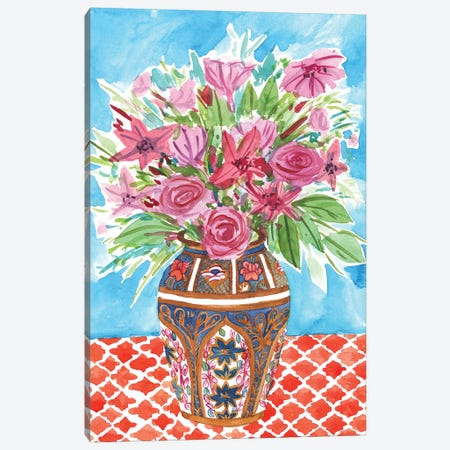 Morning Break III Canvas Print #WNG504} by Melissa Wang Canvas Artwork