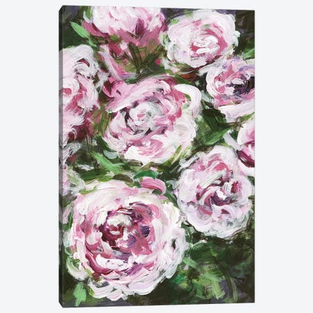 Rose Rhapsody I Canvas Print #WNG516} by Melissa Wang Canvas Print