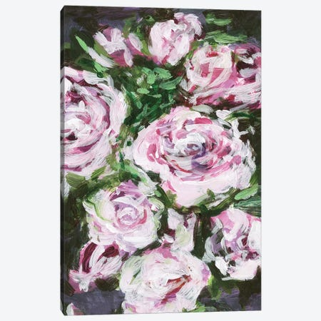 Rose Rhapsody II Canvas Print #WNG517} by Melissa Wang Canvas Art Print