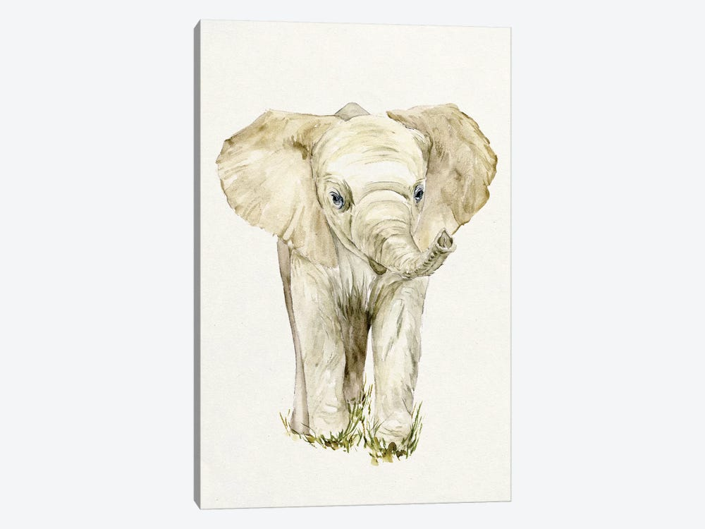 Baby Elephant II by Melissa Wang 1-piece Art Print