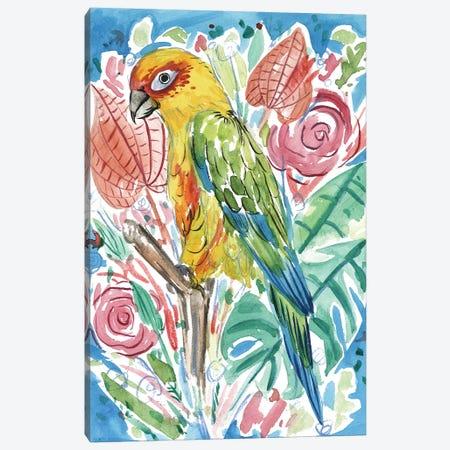 Tropical Portrait IV Canvas Print #WNG531} by Melissa Wang Canvas Wall Art
