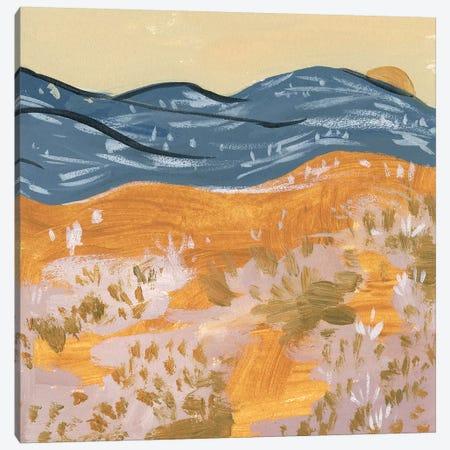 Wane I Canvas Print #WNG534} by Melissa Wang Art Print