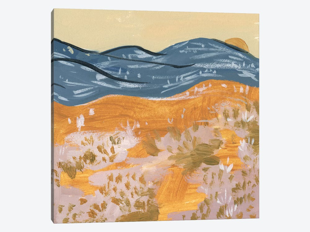Wane I by Melissa Wang 1-piece Canvas Artwork