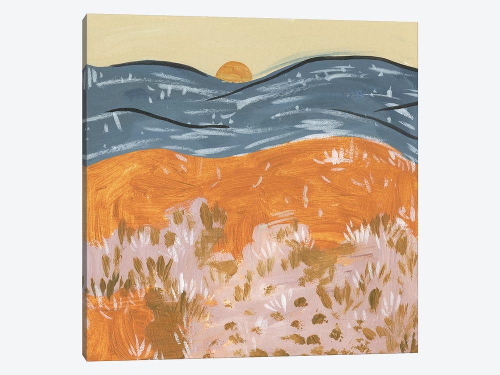 Wane II by Melissa Wang 1-piece Canvas Art Print