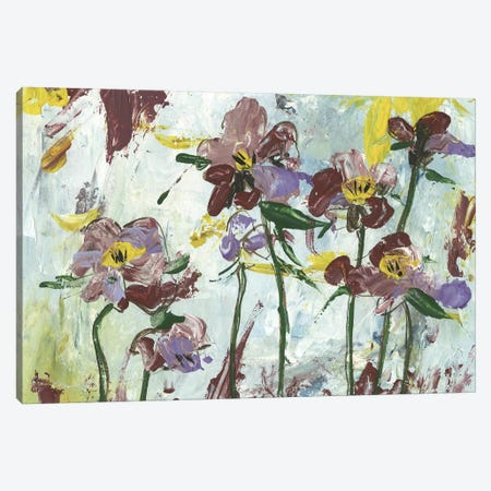 L'orchidee I Canvas Print #WNG538} by Melissa Wang Canvas Artwork