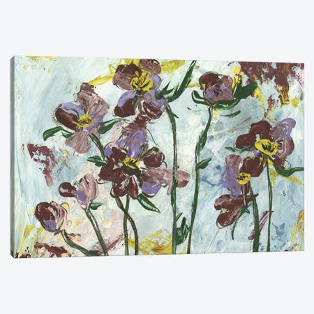 L'orchidee II Canvas Print #WNG539} by Melissa Wang Canvas Art
