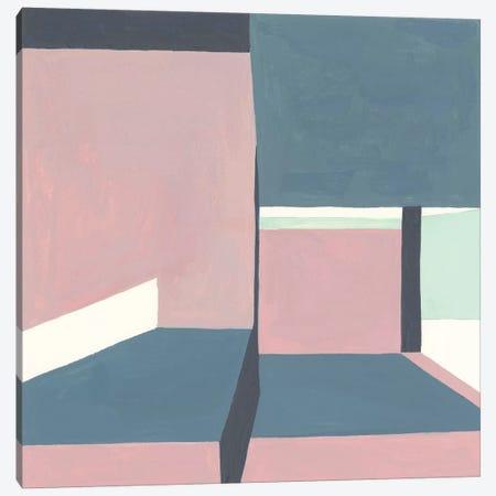 Shadow Of The Walls I Canvas Print #WNG540} by Melissa Wang Canvas Print