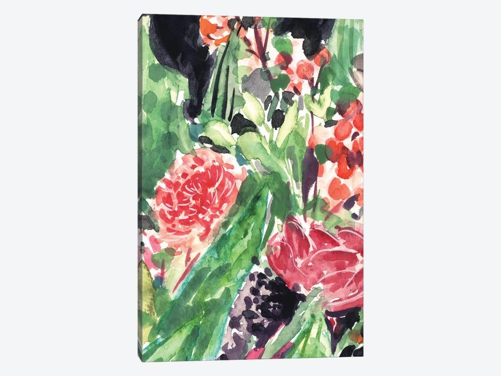 Garden Fest I by Melissa Wang 1-piece Canvas Artwork