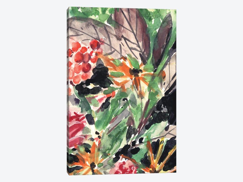 Garden Fest II by Melissa Wang 1-piece Canvas Art Print