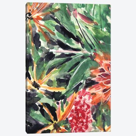 Garden Fest III Canvas Print #WNG554} by Melissa Wang Canvas Print