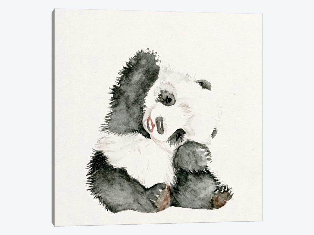 Baby Panda I by Melissa Wang 1-piece Canvas Artwork