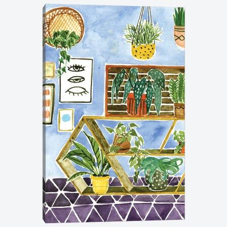 Way to the Jungle I Canvas Print #WNG572} by Melissa Wang Canvas Artwork