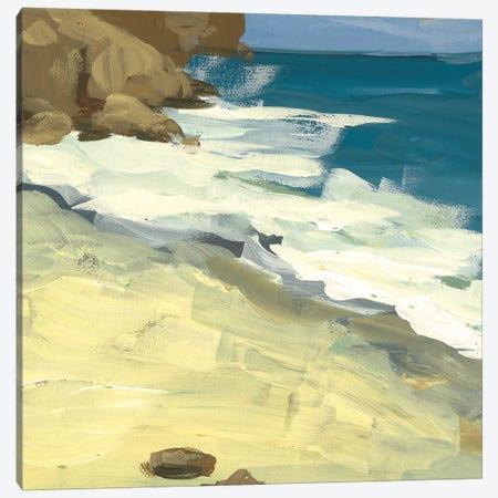 Oceanside II Canvas Print #WNG592} by Melissa Wang Canvas Artwork