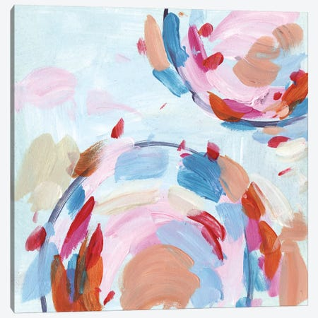 Pixel II Canvas Print #WNG594} by Melissa Wang Canvas Art Print