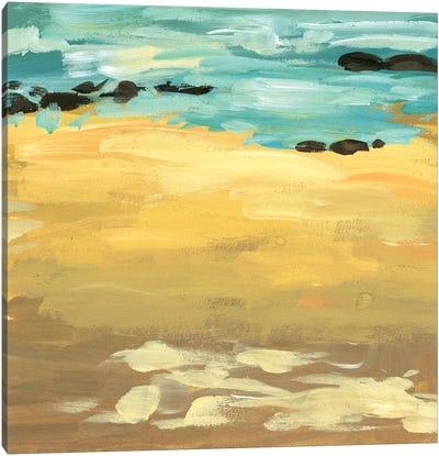 Wave Impression II Canvas Art Print