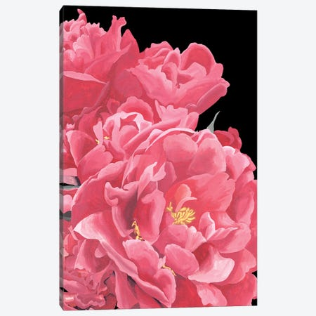 Peonies of My Heart I 3-Piece Canvas #WNG615} by Melissa Wang Canvas Wall Art