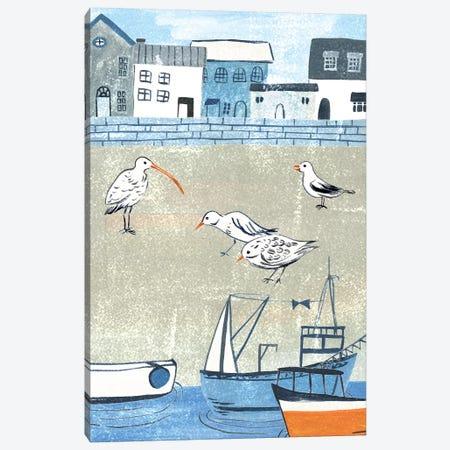 Sailors Rest II Canvas Print #WNG618} by Melissa Wang Canvas Art Print