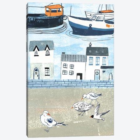 Sailors Rest III Canvas Print #WNG619} by Melissa Wang Canvas Print