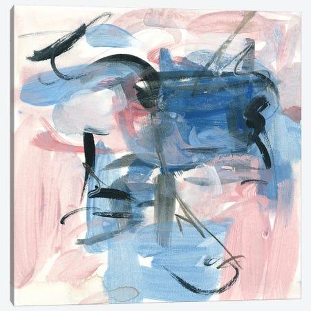 Gestural Remnant I Canvas Print #WNG632} by Melissa Wang Canvas Art Print